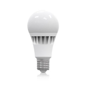 LED žárovka E27 A65 18W studená bílá