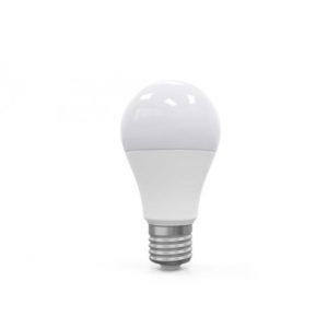 LED žárovka E27 A60 12W studená bílá