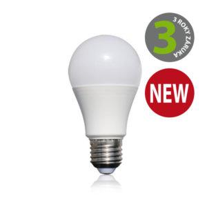 LED žárovka E27 A60 10W teplá bílá PREMIUM